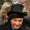 Groundhog top hat