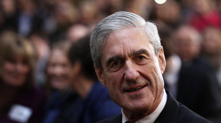 Russian indictments Robert Mueller