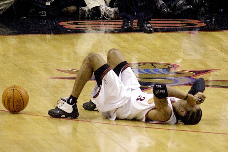 AllenIversonGame32001Finals