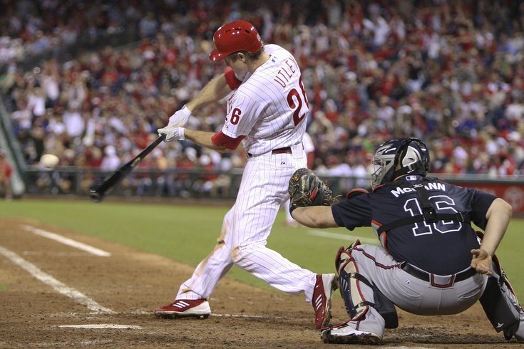 695210239cd The time Chase Utley asked a pitcher to hit him to teach teammates a ...