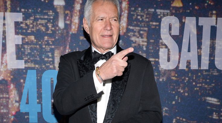 Alex Trebek cancer pancreatic