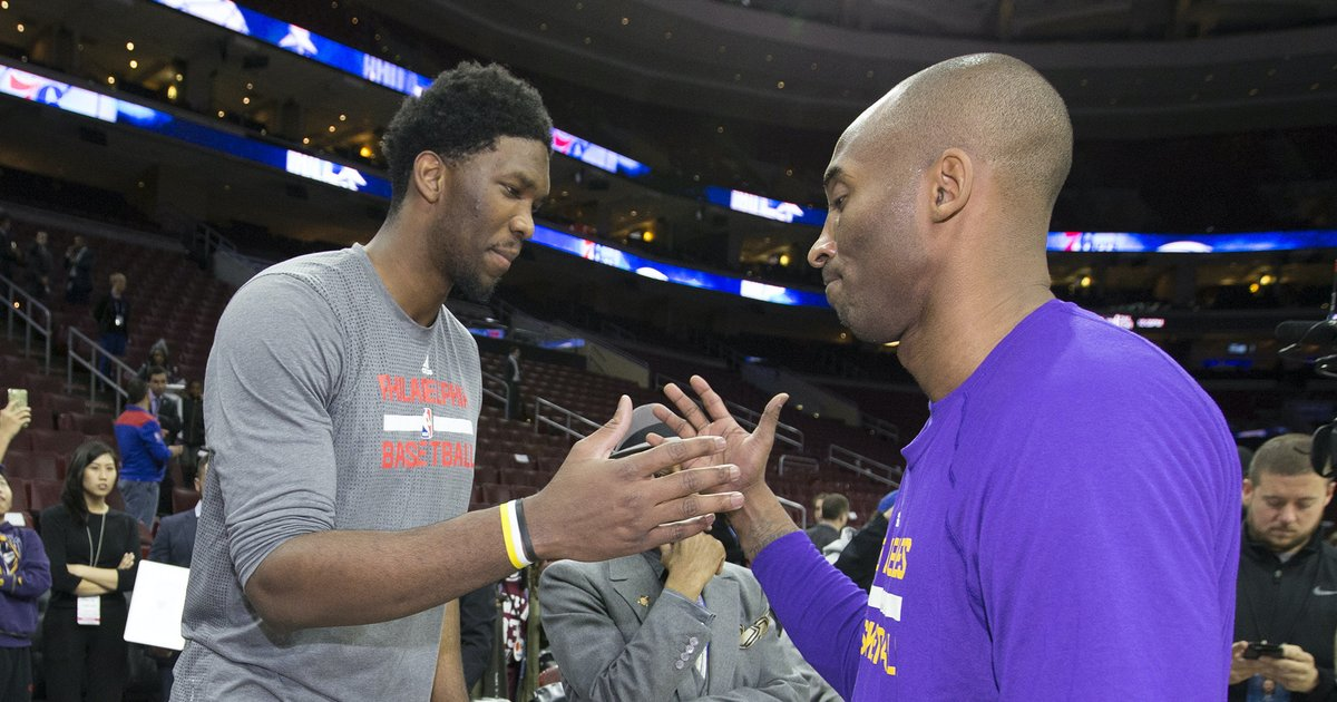 Practice notes: Sixers use death of Kobe Bryant as inspiration to come together