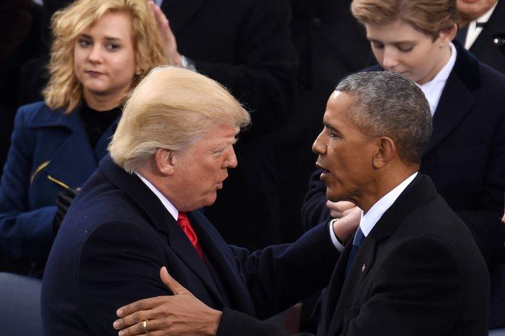 President Trump Obama endorsements