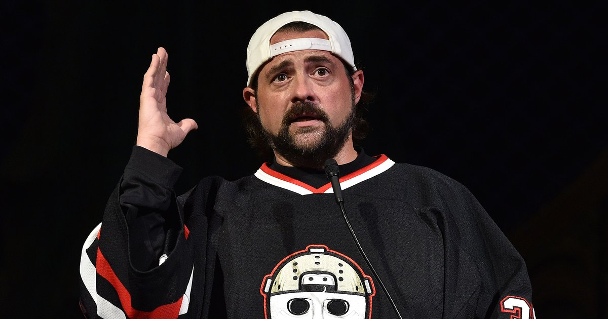After Bill Maher Diss Director Kevin Smith Retires From