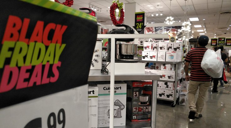 Black Friday electronic deals at Best Buy, Macy's and more