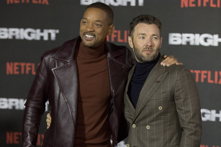 Bright - Will Smith and Joel Edgerton, USA Today/SIPA