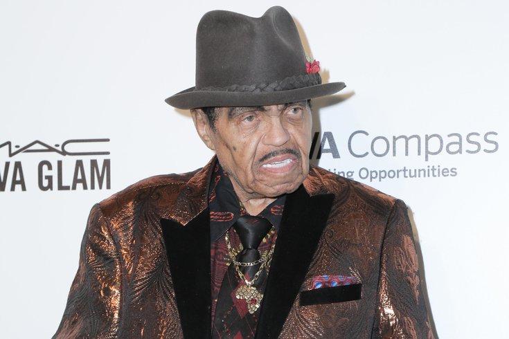 promo code edeff 16067 Joe Jackson, head of the Jackson dynasty, dead at 89 ...