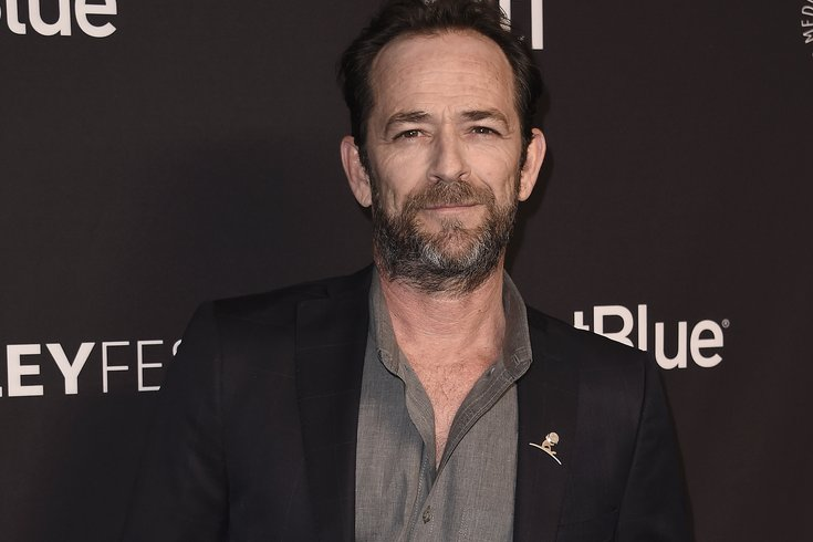 Luke Perry dies stroke