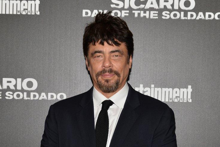 Benicio del Toro talks Sixers