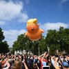 baby trump balloon london