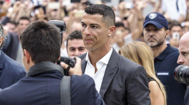 Ronaldo Juve introduction