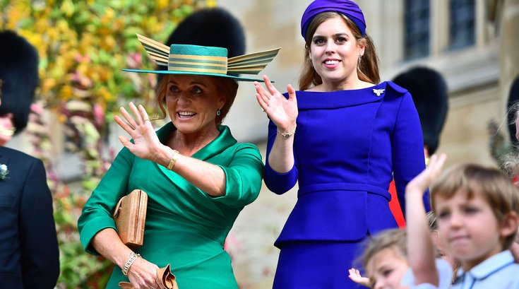 An appreciation post for royal hats at Princess Eugenie's wedding