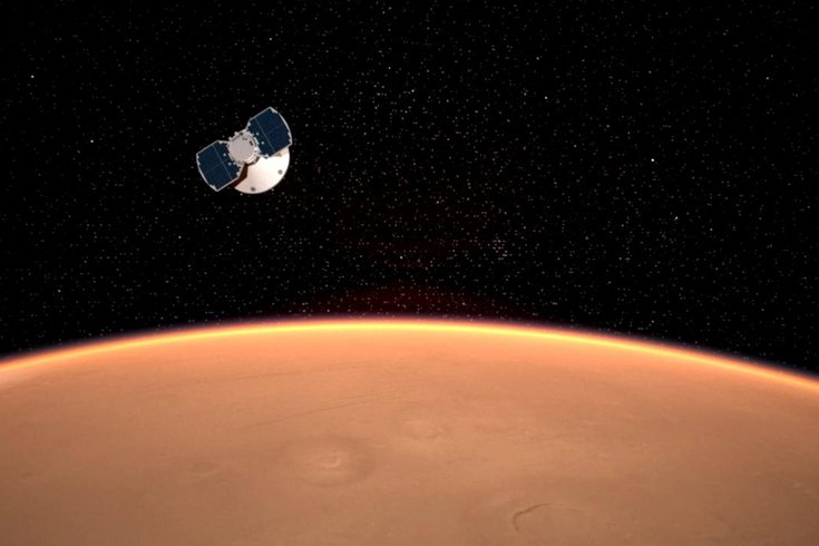 when is mars landing today - photo #28