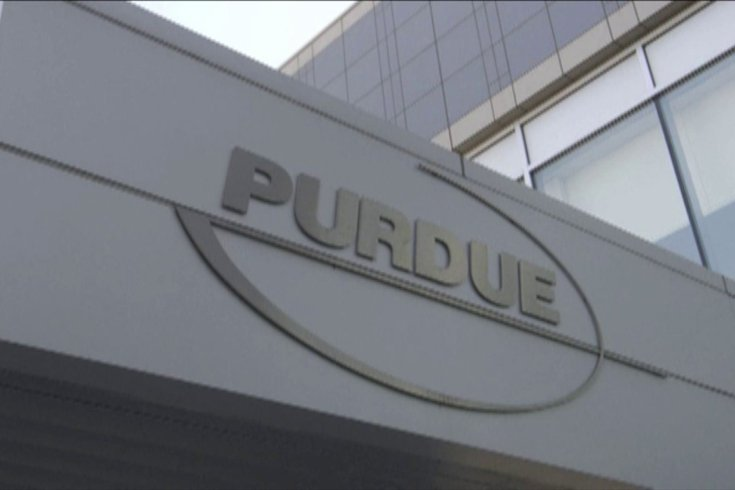 Purdue Pharma OxyContin