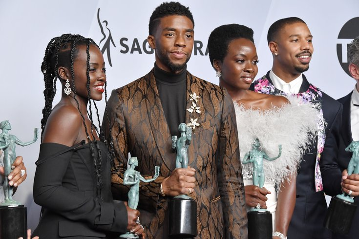 2019 SAG Awards: 'Black Panther' wins; 'A Star is Born' snubbed