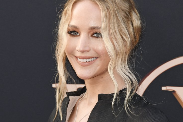 Jennifer Lawrence wedding registry on Amazon