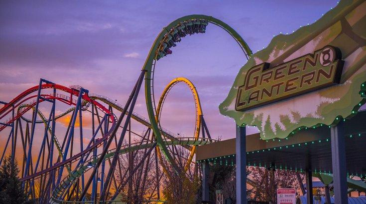 Six Flags Great Adventure Hallowfest
