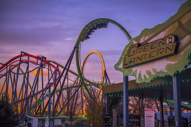 Halloween Themed Events Nj 2020 Six Flags Great Adventure replacing annual Fright Fest with