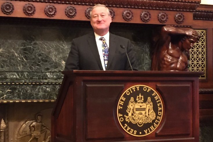 mayor kenney soda tax
