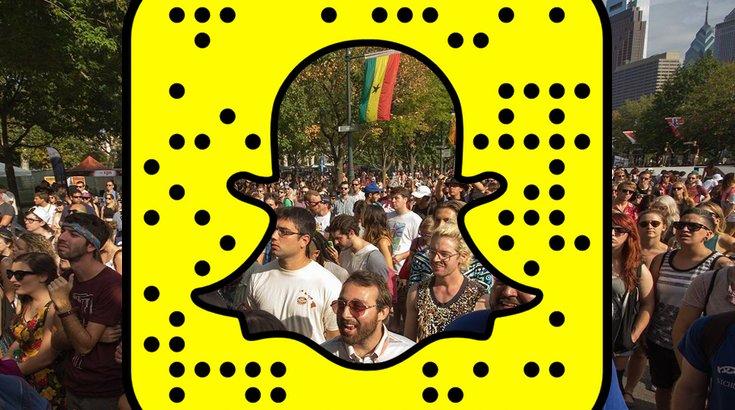 Snapchat Made in America