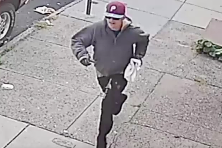 South Philly street robbery video