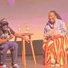 Spike Lee and Tarana Burke at the BlackStar Film Festival