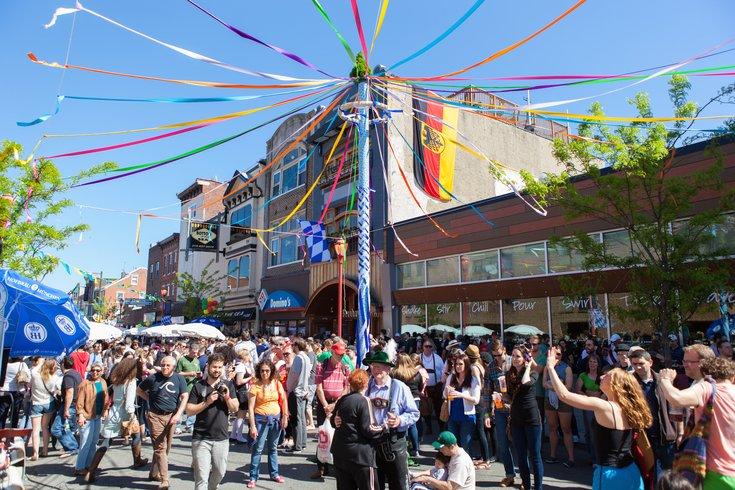 South St Spring Fest