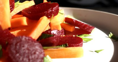 Limited - Stir-Fry Beets & Carrots