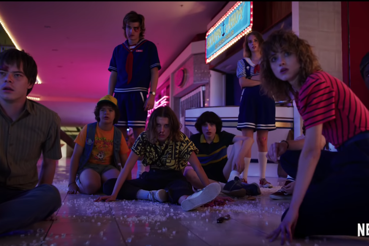 Netflix released the 'Stranger Things' season 3 trailer