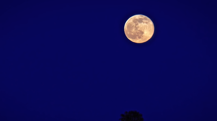 Strawberry Moon June 2019 father's day