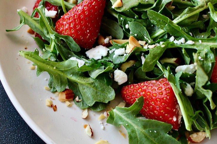 Limited - IBX Healthy Recipe - Strawberry Arugula Salad