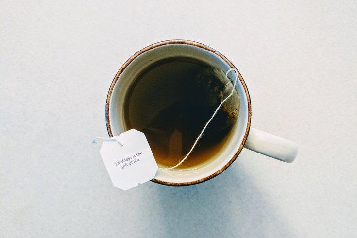 Tea bags micro plastics