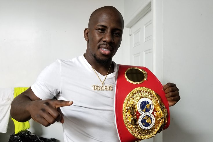 Meet Featherweight Boxer Tevin Farmer Philly S Most