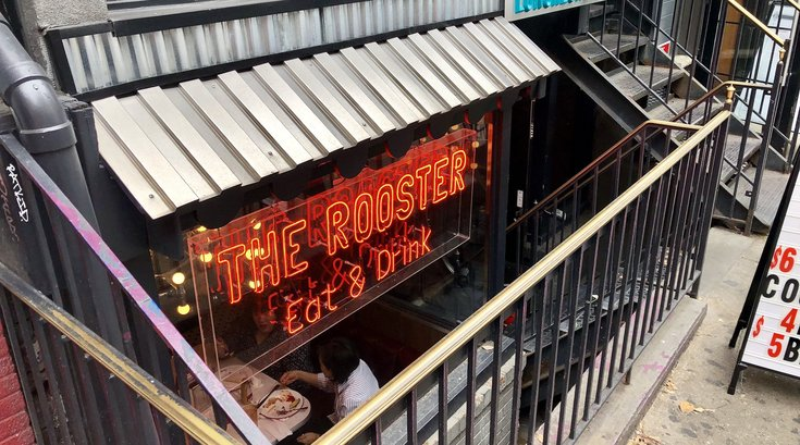 The Rooster closing 2019 june