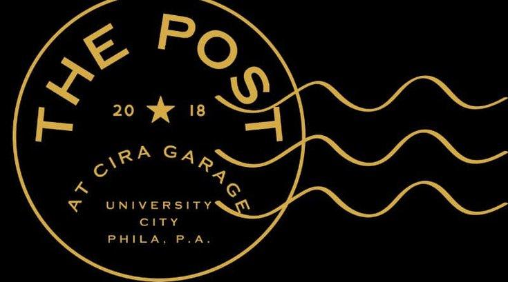 the post bar logo