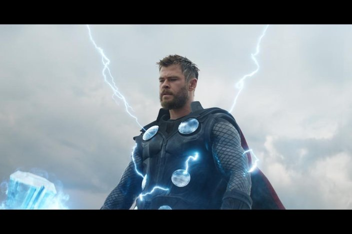 Chris Hemsworth as Thor in