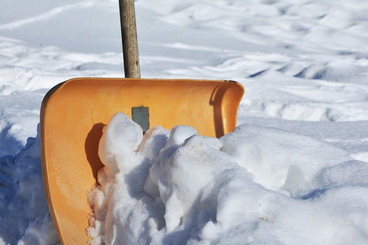 Safe Snow Shoveling