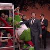 Jimmy Fallon Tonight Show Phillie Phanatic Phone Booth
