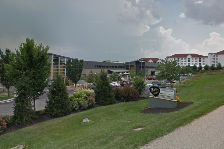 Troegs Brewery Hershey Pennsylvania