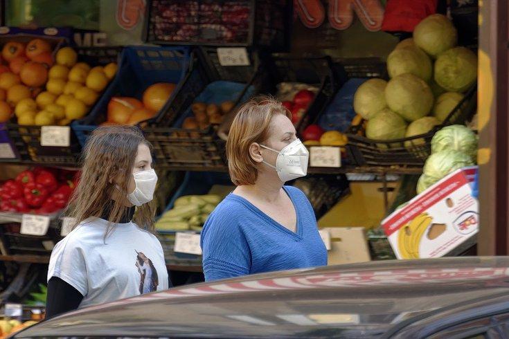 Universal mask wearing