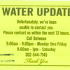 Philadelphia Water Department Postcard Front