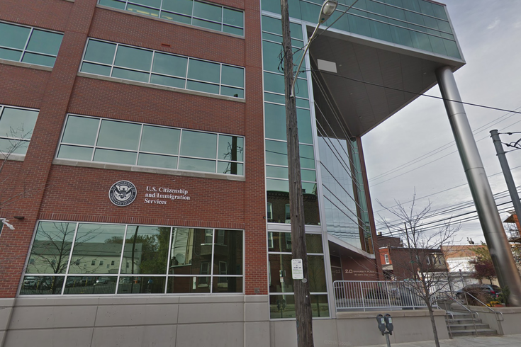 USCIS offices west philly