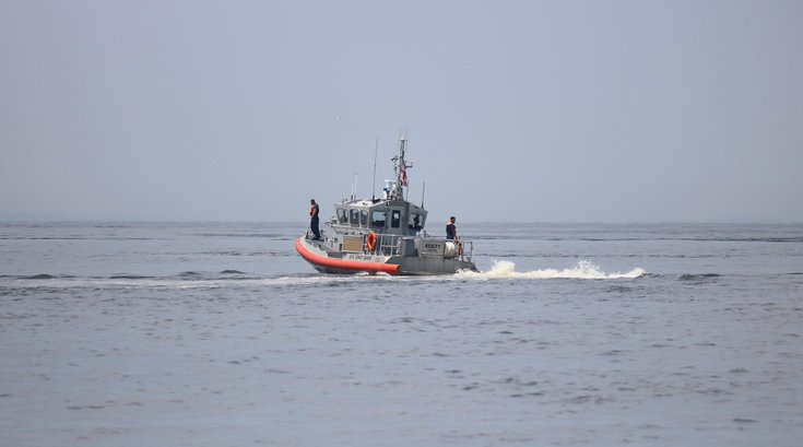 U.S. Coast Guard Station Cape May plane crash