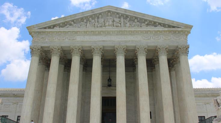 Supreme Court business closure