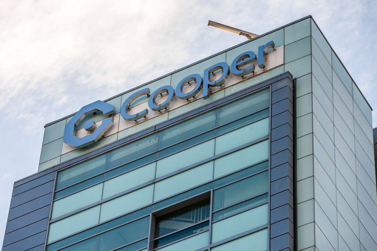 Cooper University Health Care Forbes Best Employers