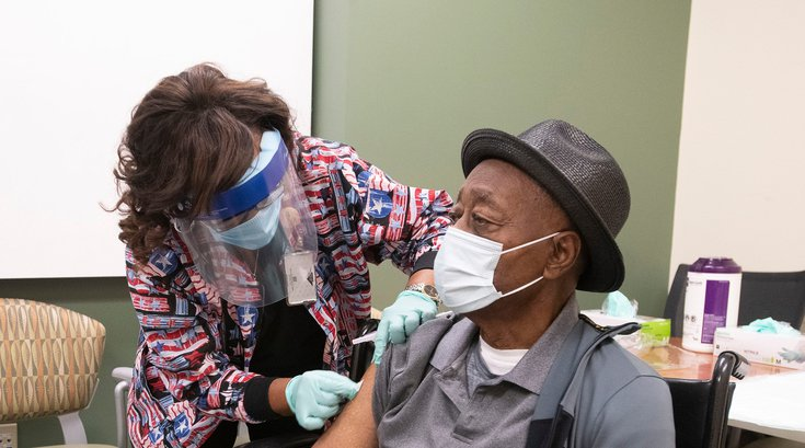 COVID-19 Vaccines Racial Disparities