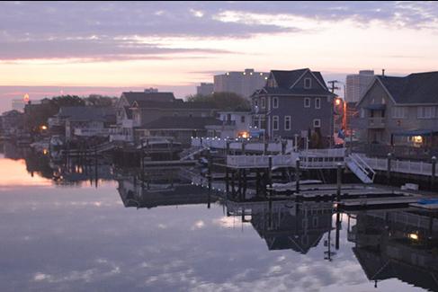 Ventnor City Sunset