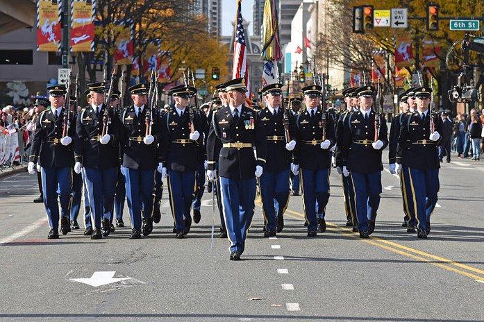 veterans parade 2020 virtual
