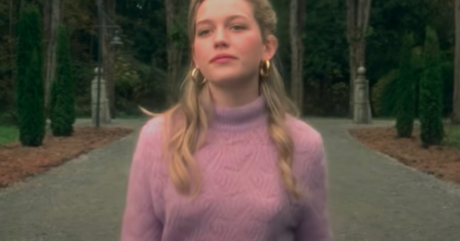 in new native Pedretti  stars Philly Victoria Netflix