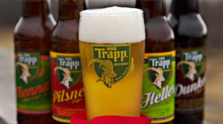 von Trapp beers